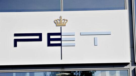 PET, hovedkvarteret i Gladsaxe.