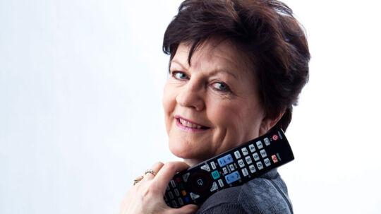 Kirsten Erlendsson, mor til tre drenge og farmor til lille Felix på godt 2, er ikke færdig med de fyrre, men vil fortsætte på BT som freelance-skribent.