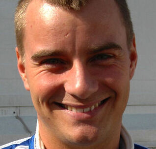 Den tredobbelte DTC-mester Casper Elgaard fik en perfekt start på sæsonen.
