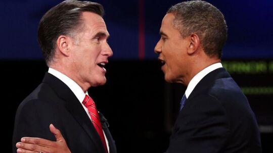 Alle var enige om, at Mitt Romney vandt nattens debat over den siddende præsident Barack Obama.