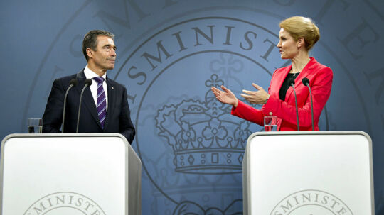 Stik mod hensigten har statsministeren indledt den politiske sæson med at provokere Enhedslisten, SF, fagbevægelsen og S-baglandet, siger Berlingskes politiske kommentator (arkivfoto).