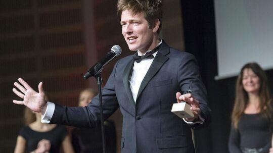Thomas Vinterbergs 'Jagten' var en af aftenens helt store vindere.