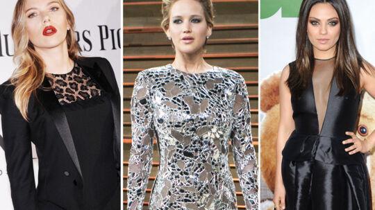 Det amerikanske magasin FHM har for 20. gang kåret verdens mest sexede kvinde. Her er skønhederne, som kom ind på top 10 listen blandt verdens mest sexede kvinder. Klik dig i gennem listen, og se hvem, der er blevet kåret som verdens mest sexede kvinde.Du kan se den fulde liste over de 100 mest sexede kvinder på FHM.com