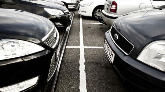 Et nyt forslag kan betyde, at det nu skal beskattes at have fri parkering i København.