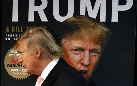 Donald Trump har rejst sig fra afgrunden igen og igen. Denne gang skylder mongulen dog flere milliarder dollars.