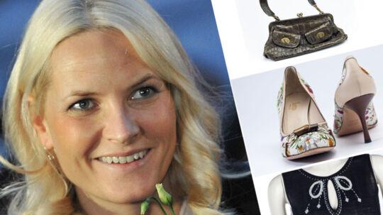 Mette-Marits brugte designertøj gik som kolde is på en skoldhed sommerdag, da hun fornylig satte dele af sin garderobe til salg via den norske loppemarkedsside Bloppis.no