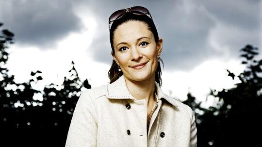 Journalisten Paula Larrain.