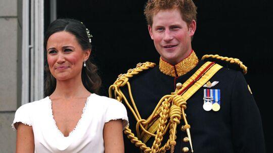 To af Englands mest kendte personer er måske et par - det går der nemlig rygter om.