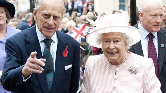 Dronning Elisabeths mand prins Philip er blevet hasteopereret i hjertet.