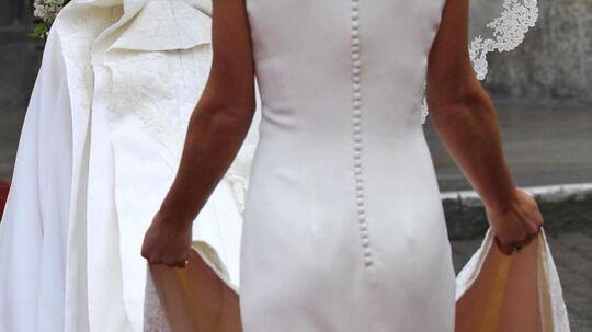 Pippa Middleton, derblev berømt for sin velskårne numse,er blevet tilbudt et femcifret beløb i pund for at deltage i den engelske version af Vild med dans.