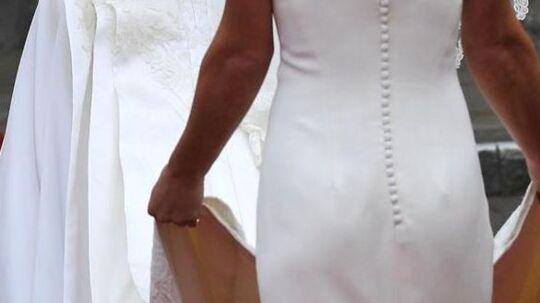 Pippa Middletons smukt svungne krop var ved at stjæle hele billedet ved det royale bryllup i mellem storesøsteren Kate og den engelske Prins William. Nu afslører hun, at pilates har skabt hendes former.