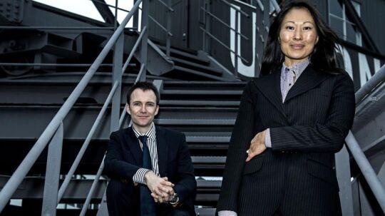 CorpNodic, ved Joo Runge og David Sørensen, er som de første blevet godkendt af Finanstilsynet som såkaldte depositarer