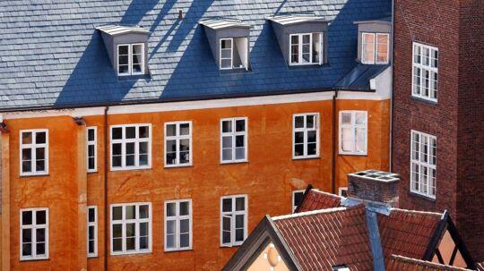 Kvadratmeterprisen er steget mange steder i København - nogle steder helt op til 4.000 kroner.
