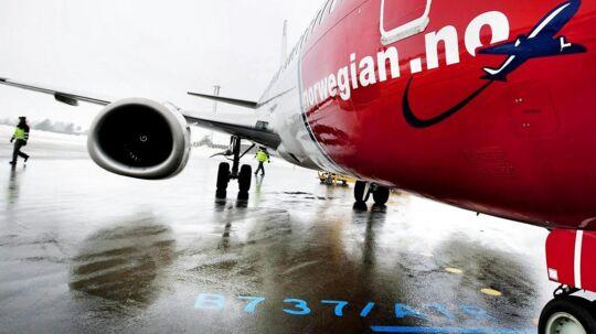 Kabinepersonalet i Norwegian får følgeskab af selskabets piloter, hvis de går i strejke.