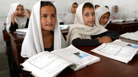 Afghanistan er på mange områder på vej i den rigtige retning - det gælder for eksempel i forhold til piger og skolegang - men resultaterne er ikke ligefrem prangende, vurderer udviklingsminister Christian Friis Bach (R).