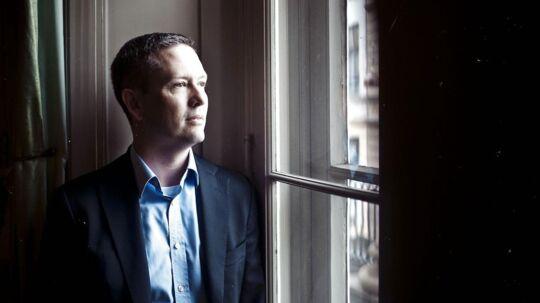 Steen Bocian, der er én af arkitekterne bag en ny Danske Bank-prognose, skimter svag fremgang forude.