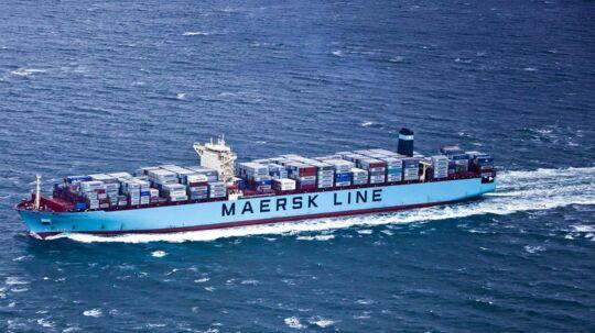 A.P. Møller - Mærsk lægger samlet adskillige milliarder kroner i statskassen.