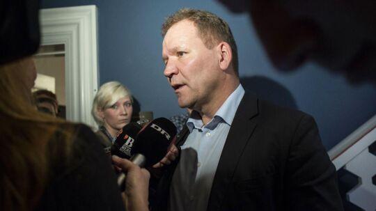 Bjarne Corydons afløser i Folketinget, Troels Ravn.
