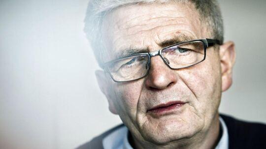 To ud af tre selskaber betalte ikke skat i Danmark sidste år, og det beviser ifølge skatteminister Holger K. Nielsen, at det ikke er selskabsskatten, der holderholder udenlandske investorer væk fra landet.