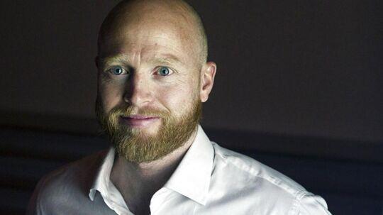 Administrerende direktør Rasmus Busk fra Telmore spiller hårdt ud med gratis introduktion til den store mobil- og mediepakke.