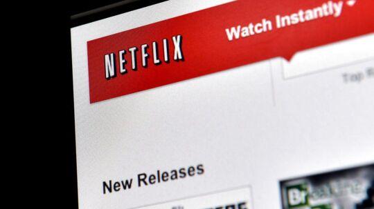 Netflix startede som et postordre-firma til udlejning af film, men har siden sat sig som en af de største spillere på markedet for streaming af film og TV-serier.
