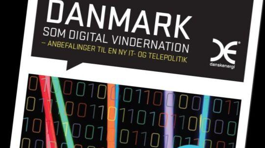 Danmark har brug for en opdateret plan for at udvide brugen af gode internetforbindelser, som i længden kan spare store penge ved f.eks. at udnytte videokommunikation bedre på rådhuse og sygehuse. Dansk Energi stiller nu med en plan med 20 punkter til politikerne.