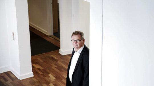 Ifølge advokat Torben Winnerskjold var der kun en ting at gøre, da AB Duegården kom i konflikt med Nykredit. At træde tilbage som boligforeningens administrator.