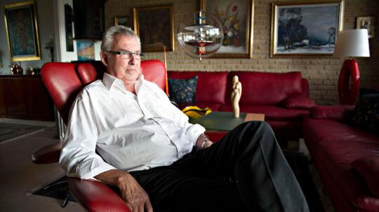 Peter Brink er i dag 72 år