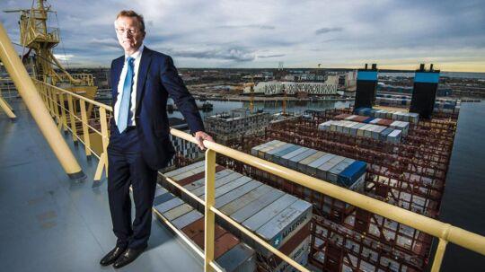 Nils Smedegaard Andersen har som administrerende direktør for A.P. Møller - Mærsk strømlinet forretningen og udpeget de strategiske ben, fremtidens Mærsk skal bygges på.