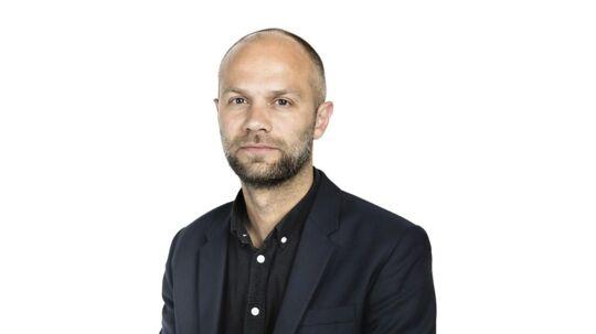Jesper Kongskov, erhvervsjournalist