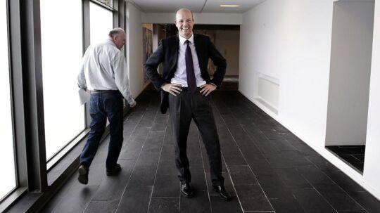 Adm. direktør for Topdanmark Christian Sagild.