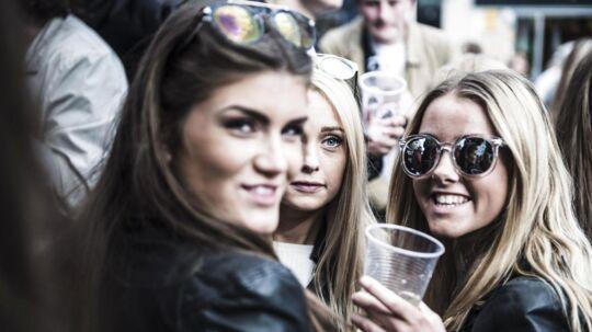 Gadefestivalen Distortion er i gang i København. Se billederne fra festen på Vesterbro.