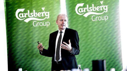 Jørgen Buhl Rasmussen, koncernchef, Carlsberg. Berlingske Business Magasin giver ordet til en dansk topchef.