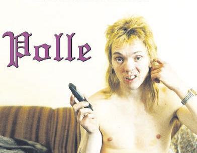 Jens Andersen i rollen som Polle fra Snave.