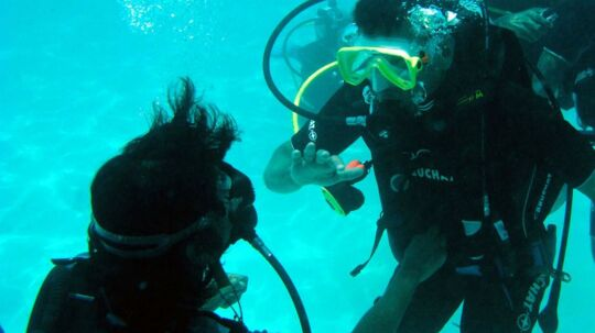 Dansk mand omkommet ved Hurghada i Egypten under dykkertur.