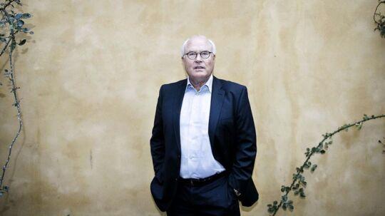 I sidste uge faldt der afgørelse i en sag om kursmanipulation, som kan danne præcedens blandt andet for sagen mod den tidligere Parken-formand Flemming Østergaard. Arkivfoto.