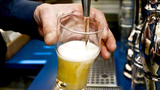 Afgiftslettelserne på øl vil især komme de studerende til gode.