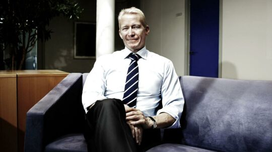 Coloplast CEO, Lars Rasmussen.