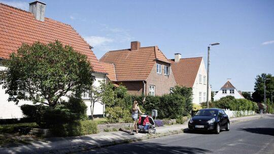 Beboerne i Andelsboligforeningen Grøndalsvænge kan glæde sig over, at deres boliger er alligevel er omkring en million kroner mere værd i gennemsnit, end hvad Københavns Kommune fastholdte.