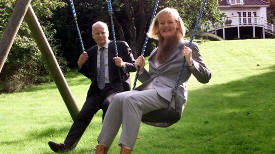 Mette Lykken og ægtemanden Tony Mortensen har drevet Mette Lykken Bolig, der nu er reddet fra konkurs på målstregen.