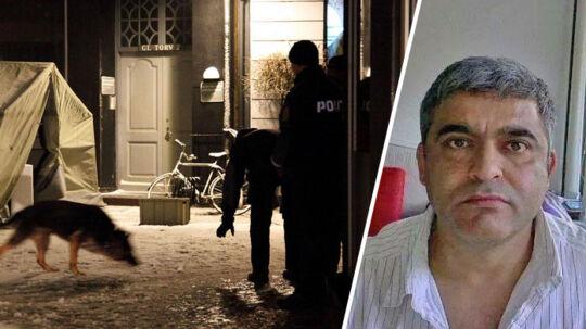 Politiet har bekræftet, at Muammar Arslan blev ramt af skud i låret men har ellers mørkelagt sagen