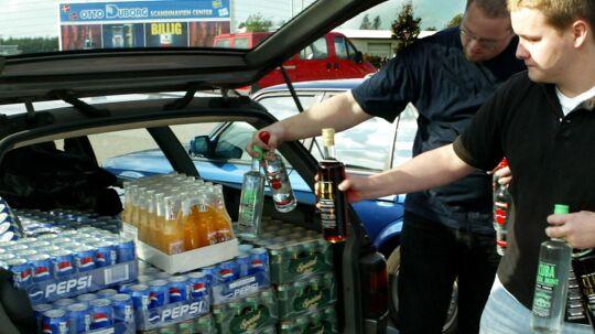Hvor det tidligere var øl og sodavand, der lokkede danskere på indkøbstur i Tyskland, har billedet ændret sig