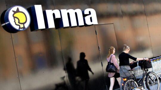 Irmas netbutik irma.dk har udvidet sit sortiment online med 100 discountprodukter fra Fakta. Arkivfoto: Brian Bergmann