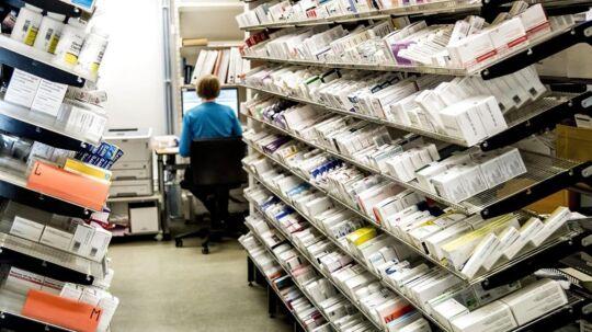 Kunderne har taget godt imod fremkomsten af online-apoteker, hvor man elektronisk kan bestille blandt andet receptpligtig medicin og få den sendt til ens privatadresse.