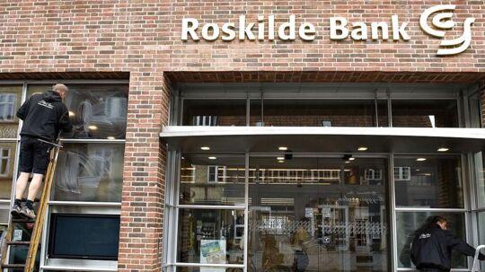 Selv i Roskilde Bank, der gik ned i 2008 er aktionærernes tab endnu ikke realiseret, så de må fortsat vente på, at kunne trække beløbet fra på selvangivelsen.
