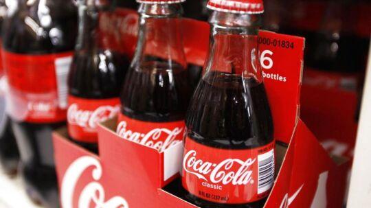Coca-Cola fastholder førertrøjen på som verdens bedste brand - for 13. år i træk.