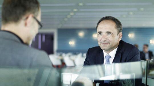Danske Banks bestyrelsesmedlem Jim Hagemann Snabe er eneste bestyrelsesmedlem med it-kompetencer blandt landets seks største banker.