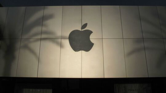 Apple har de senere år leveret det ene kanonregnskab efter det andet, men det kniber med de kanone indbetalinger til statskassen.