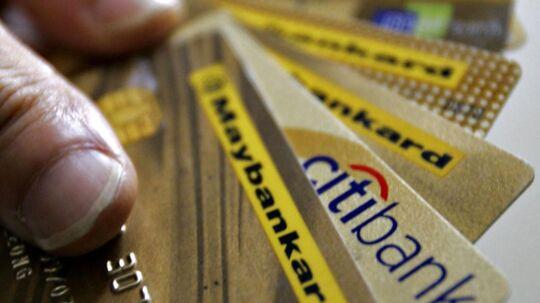 Almindelig kreditkort afsætter elektroniske fodspor, så skatteål kan spores - det gør en ny type anonyme kort ikke.