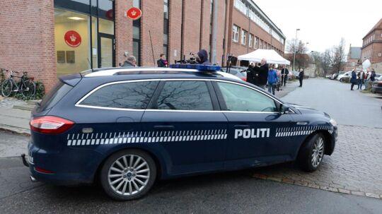 ARKIVFOTO. Retten i Odense.
